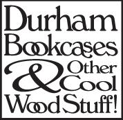 Durham Bookcase Logo